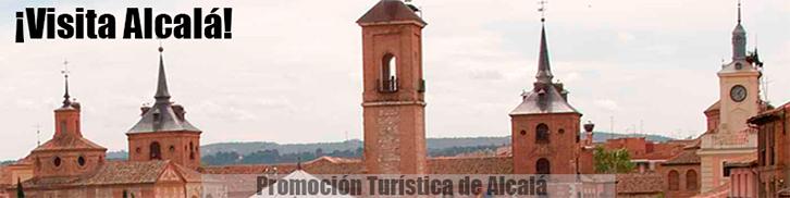 Promoción Alcalá portada y pie