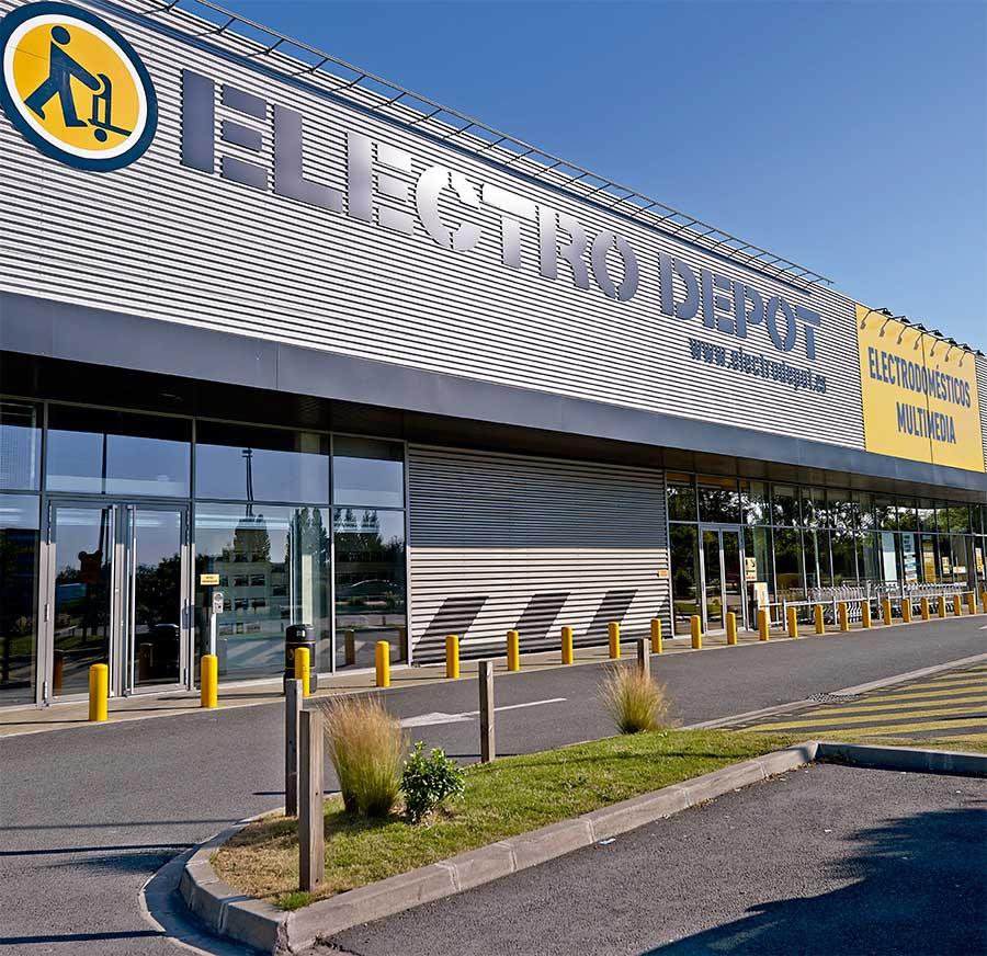 electro depot abrir su primera tienda en espa a en el renovado cuadernillos el 27 de octubre. Black Bedroom Furniture Sets. Home Design Ideas