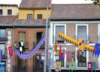 El mercado Cervantino ya se asoma a los balcones