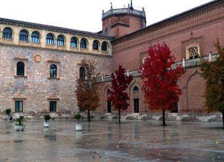 Colores de otoño en Palacio