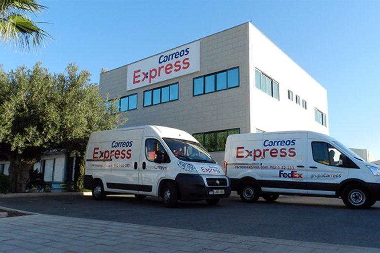 Gestionar nueva recogida correos express