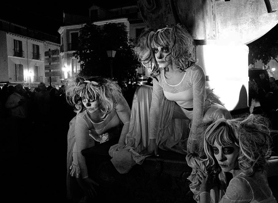 La magia de Halloween en Alcalá