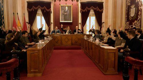 La urgencia y la propuesta fueron aprobadas por unanimidad. Foto de Pedro Enrique Andarelli.