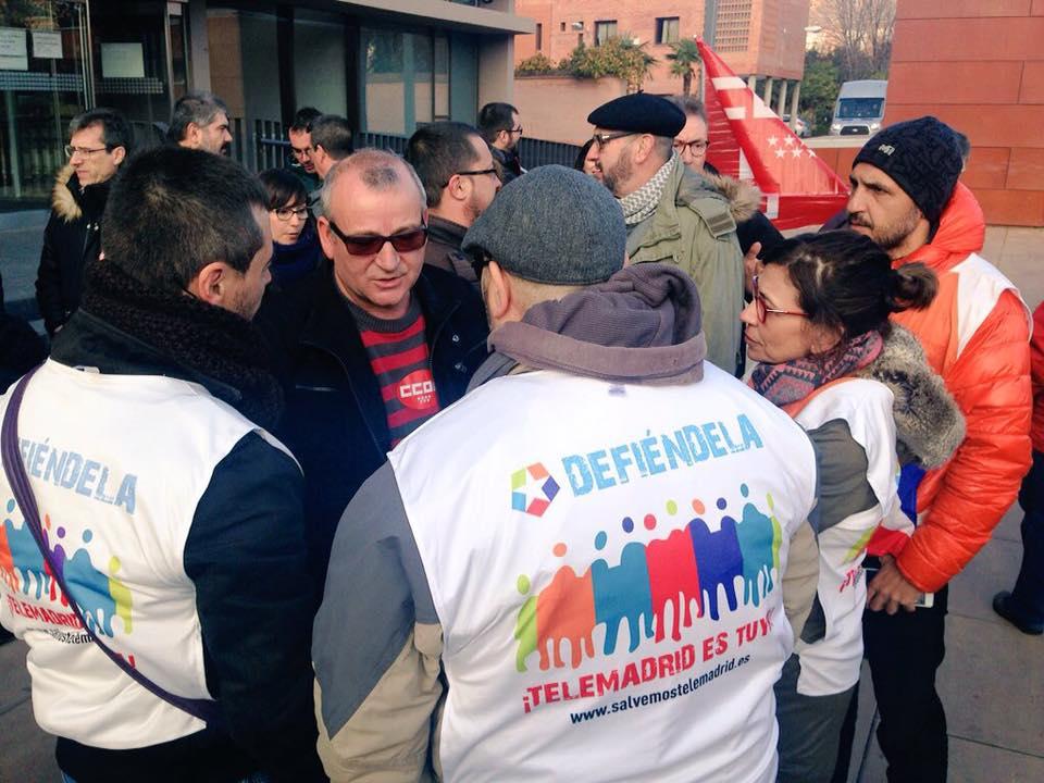 Foto cedida por Comisiones Obreras