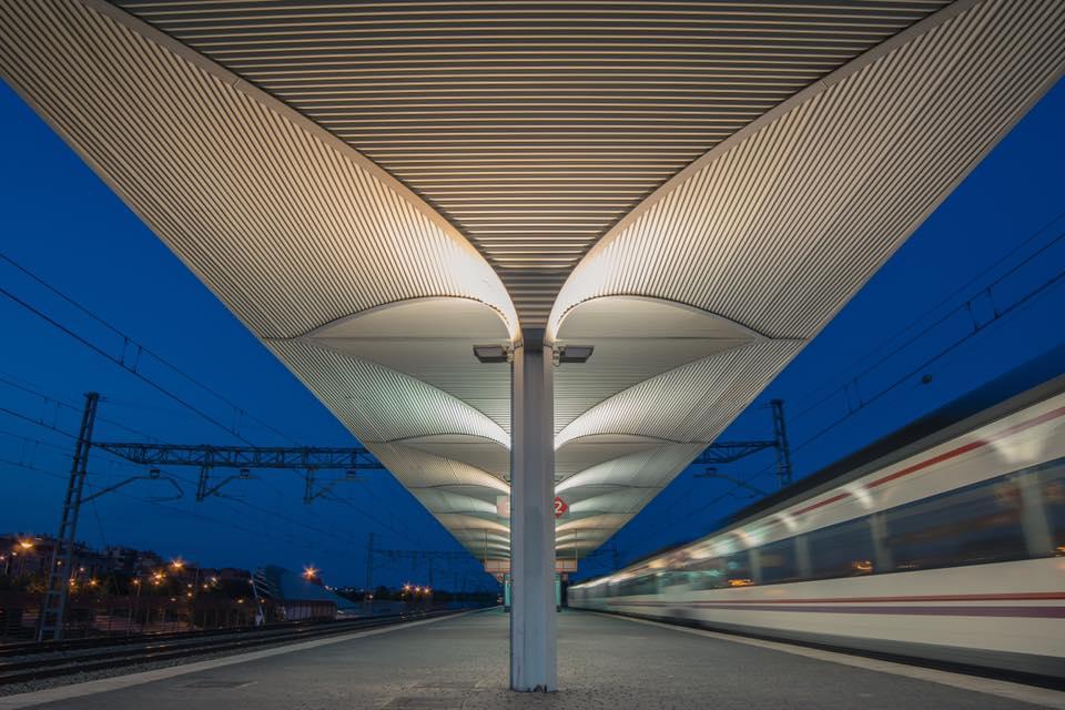 Estación de La Garena