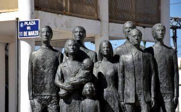 Monumento a las víctimas del 11 M