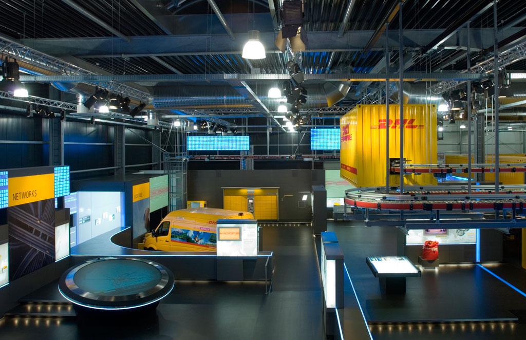 Dhl elige coslada para instalar un centro internacional de for Oficinas de dhl en madrid