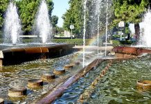 Plaza de las 25 Villas