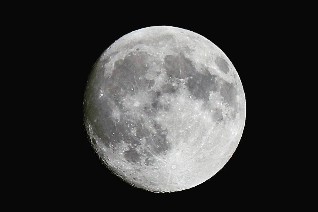 Luna llena de septiembre de 2017