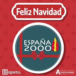 Navidad España 2000