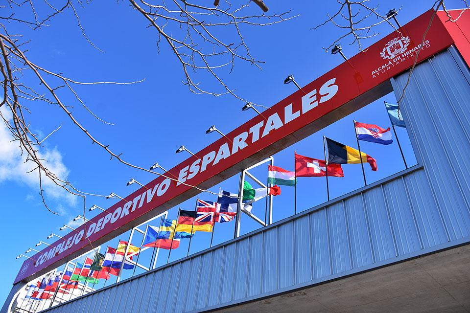 V Deaf Champions League de Futbol Sala en Espartales
