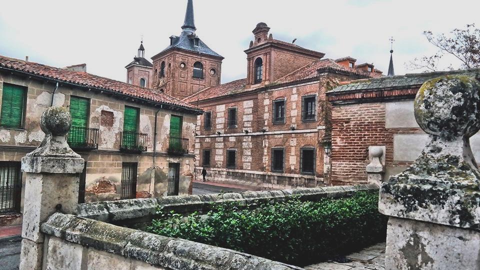 Callejeando por la ciudad patrimonio en abril