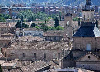 Vista de Alcalá de Henares en junio de 2018