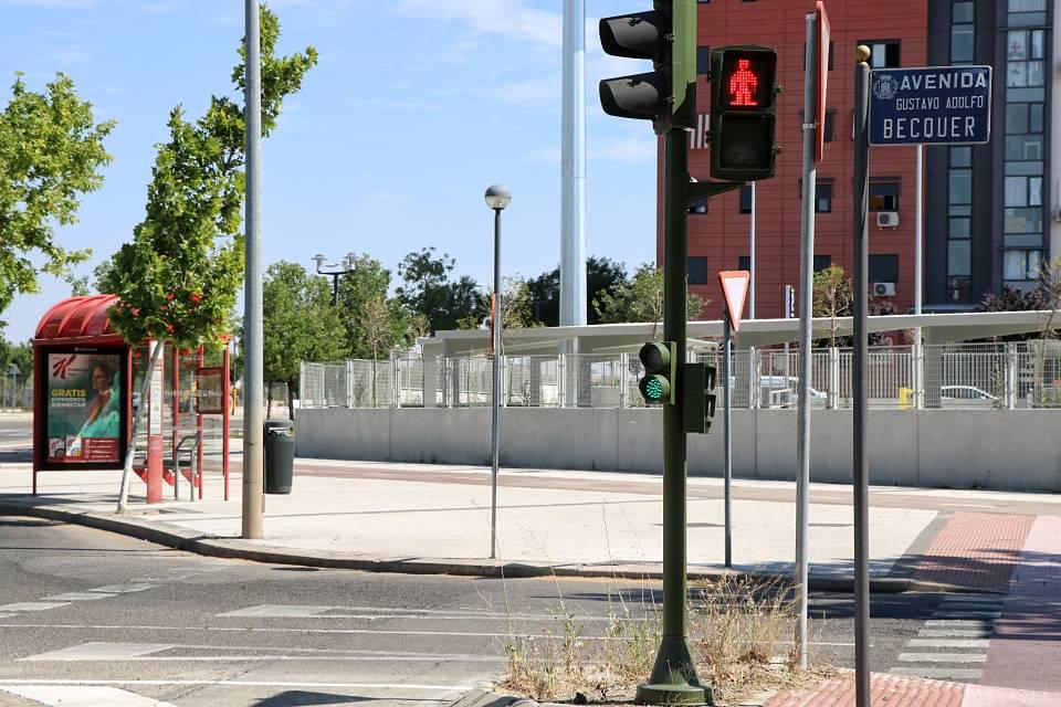 Las líneas interurbanas 227 y 824 añaden nuevas paradas en Alcalá de