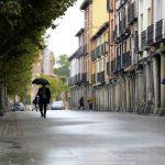 Gota fría en Alcalá de Henares
