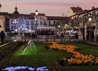 La Navidad en la Plaza de Cervantes
