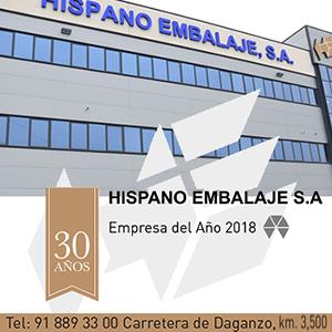 B-Hispano Embalaje S.A.