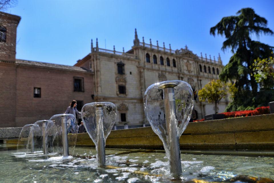 Las nuevas formas del agua en la plaza cisneriana