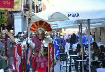Las legiones romanas invaden Alcala
