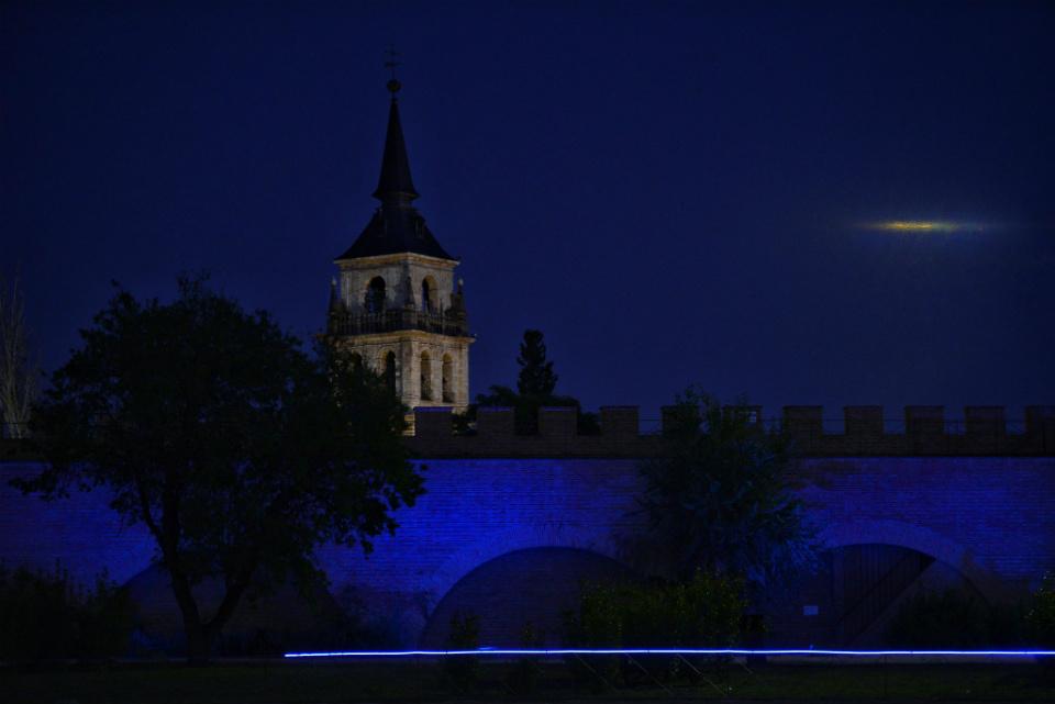 Torre de San Justo desde las Murallas