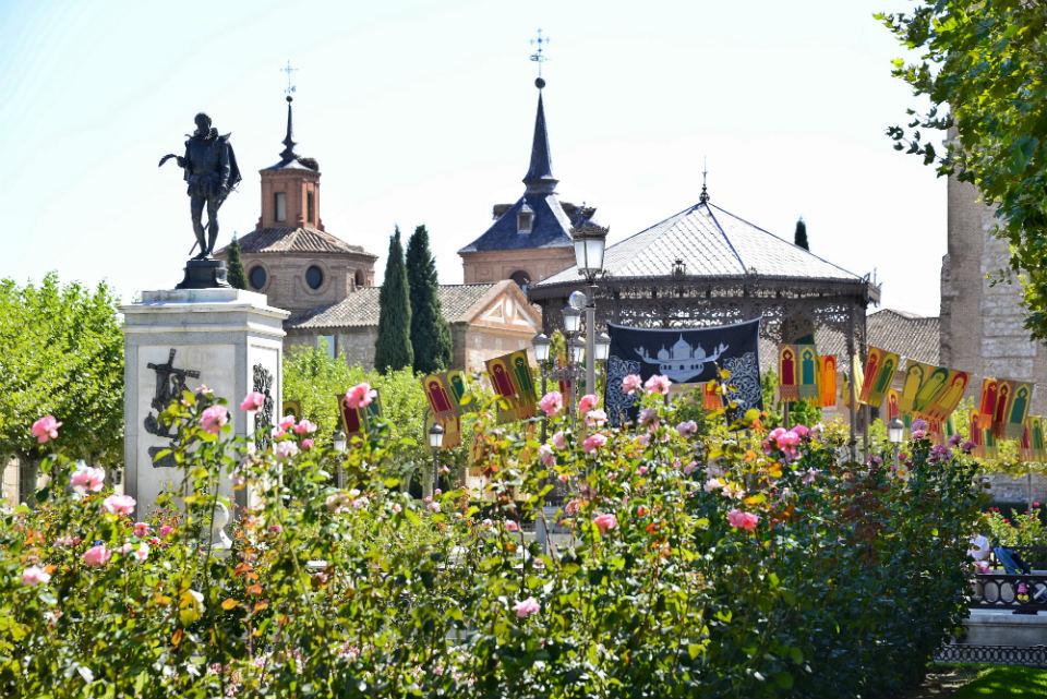 Semana cervantina en Alcalá de Henares