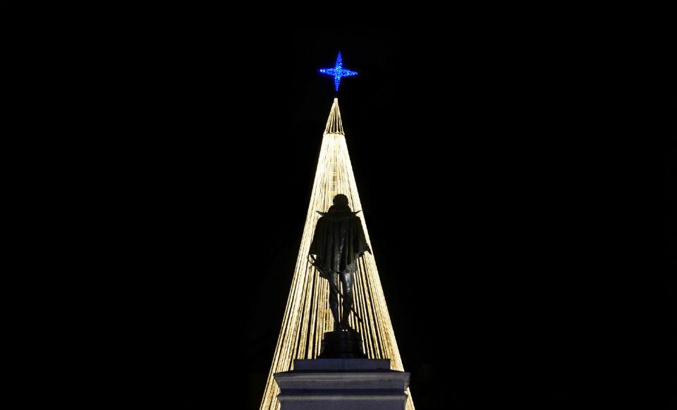 Navidad en la ciudad cervantina