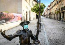 La cuarentena de Don Quijote en Alcalá de Henares